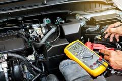 Các lỗi hệ thống điện phổ biến trên ô tô
