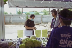 Four-day campaign suceeds in stopping vegetable price chaos in HCM City