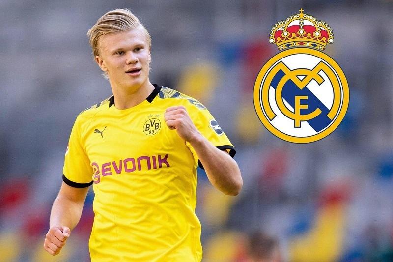 Haaland lộ 'giao kèo' gia nhập Real Madrid vào 2022