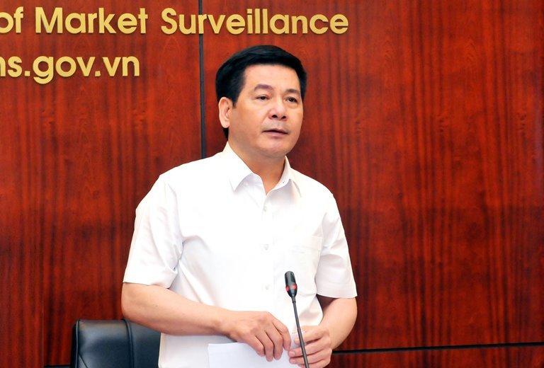 Nhiều cán bộ quản lý thị trường bị khởi tố, Bộ trưởng Công Thương nói gì?