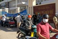 Giám đốc Trung tâm Y tế TP Phan Thiết bị đình chỉ do lơ là chống dịch