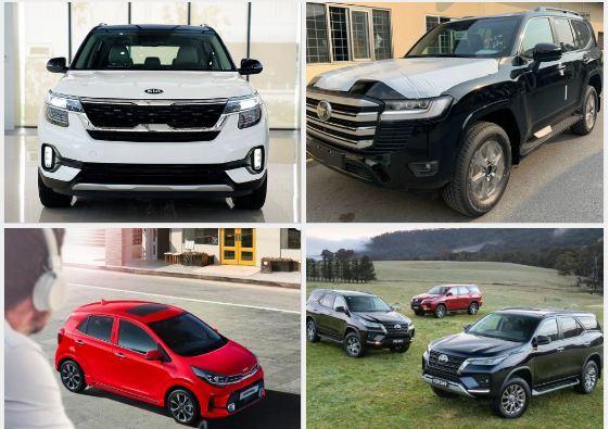 Nhiều ô tô mới ra mắt, tăng trang bị đội giá bán