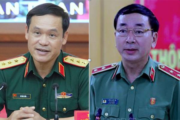 Thượng tướng Vũ Hải Sản, Trung tướng Trần Quốc Tỏ tham gia Hội đồng quản lý BHXH