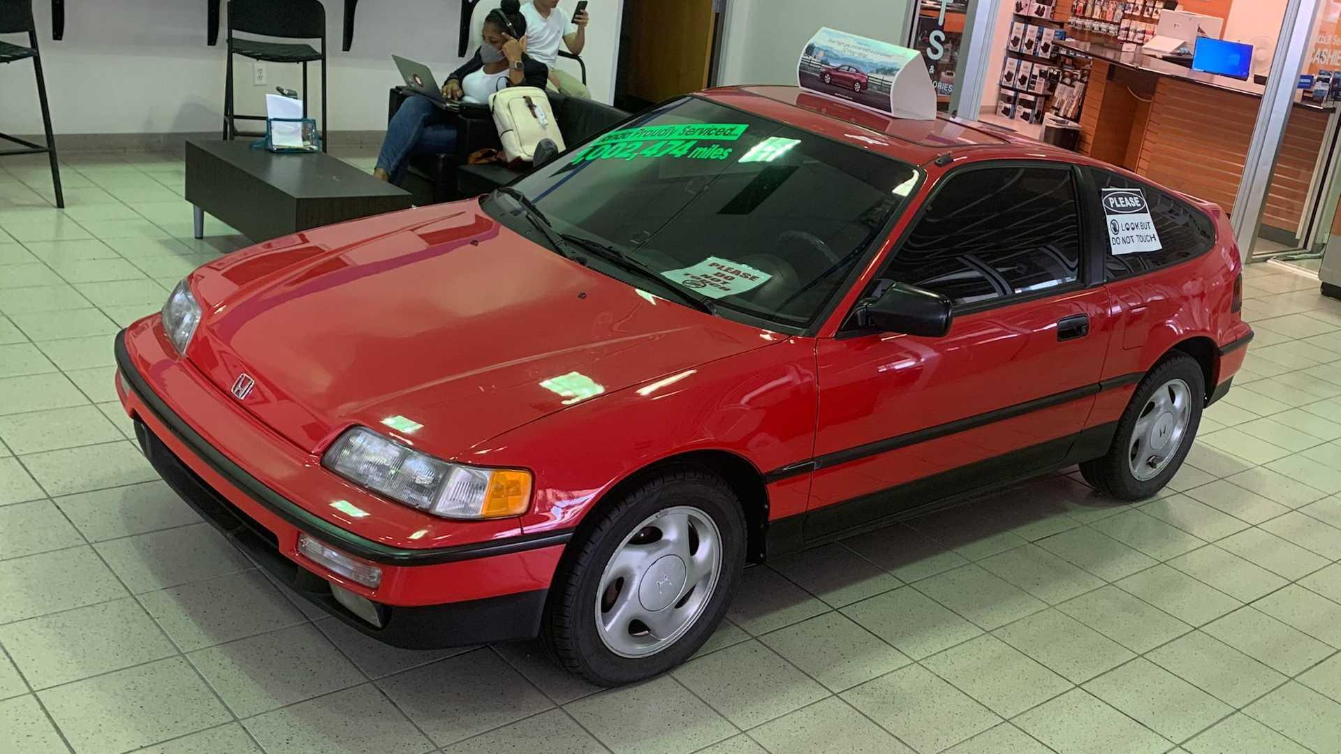 Xe Honda đi hơn 160 vạn km mà  động cơ và hộp số vẫn còn nguyên bản