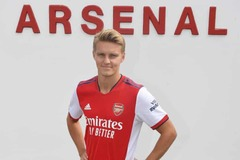 Tân binh Arsenal kiếm được 2 triệu euro mỗi trận tại Real Madrid