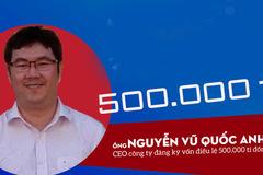 Số tiền 500.000 tỷ: Đại gia ngầm giấu mặt hay kẻ đùa với pháp luật