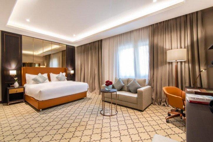 Tuyển Việt Nam di chuyển 17 tiếng, ở khách sạn hạng sang