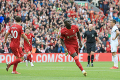 Jota và Mane bén duyên, Liverpool thổi bay Burnley
