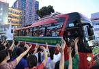 1.500 sinh viên, giảng viên trường CĐ Y tế Bạch Mai lên đường chi viện TP.HCM