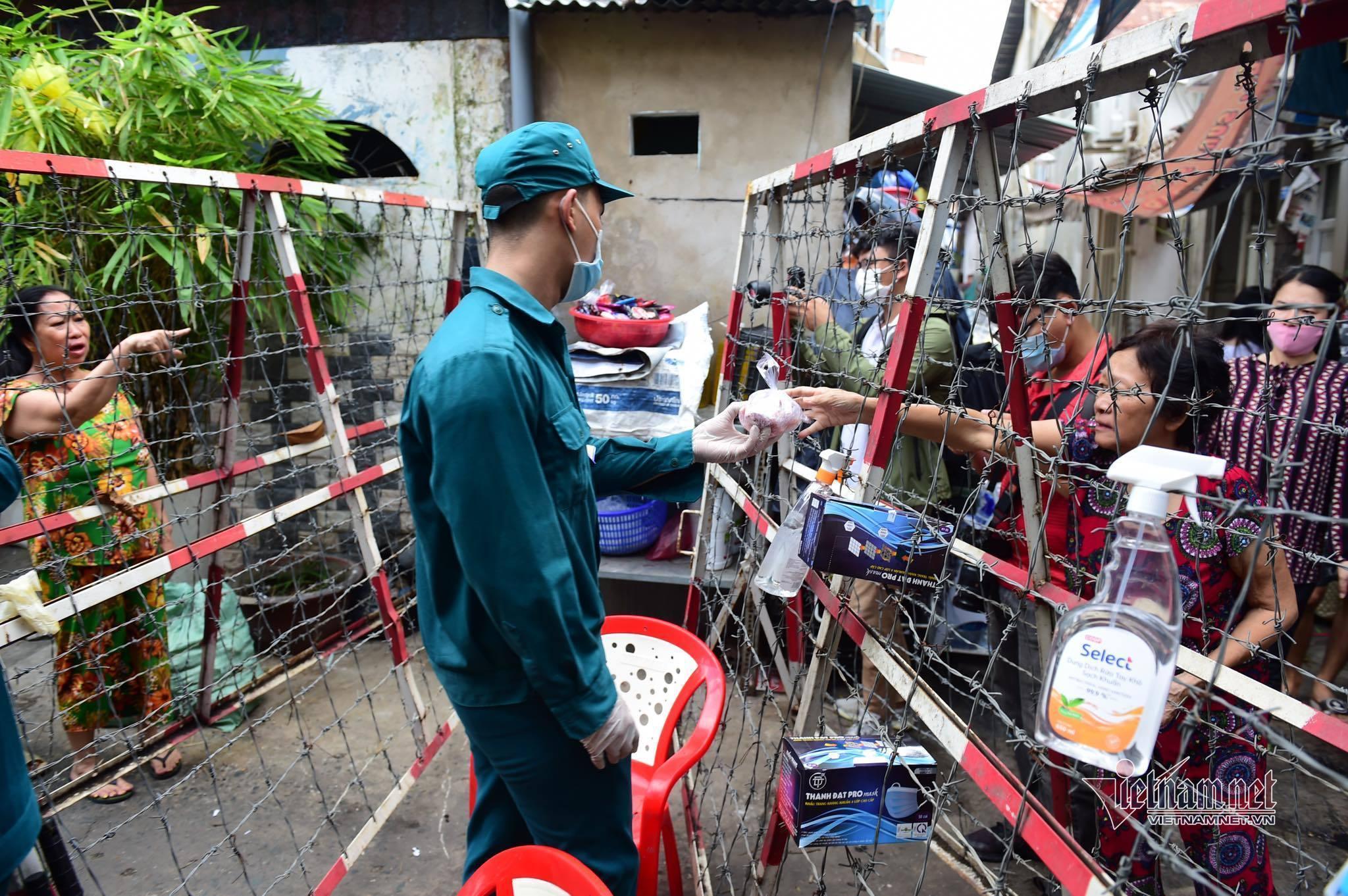 Thái Nguyên hỗ trợ cho công dân đang ở 22 tỉnh có dịch phía Nam