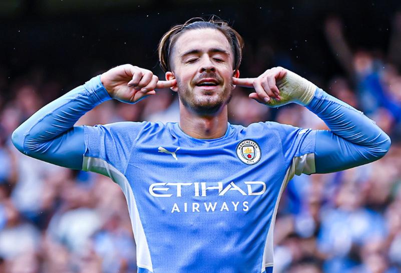 Man City đè bẹp Norwich 5-0