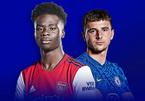 Arsenal vs Chelsea: Lukaku ra mắt, Pháo thủ lại ôm hận