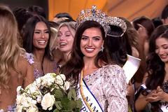 Thiên thần Namibia đăng quang Hoa hậu Siêu quốc gia 2021