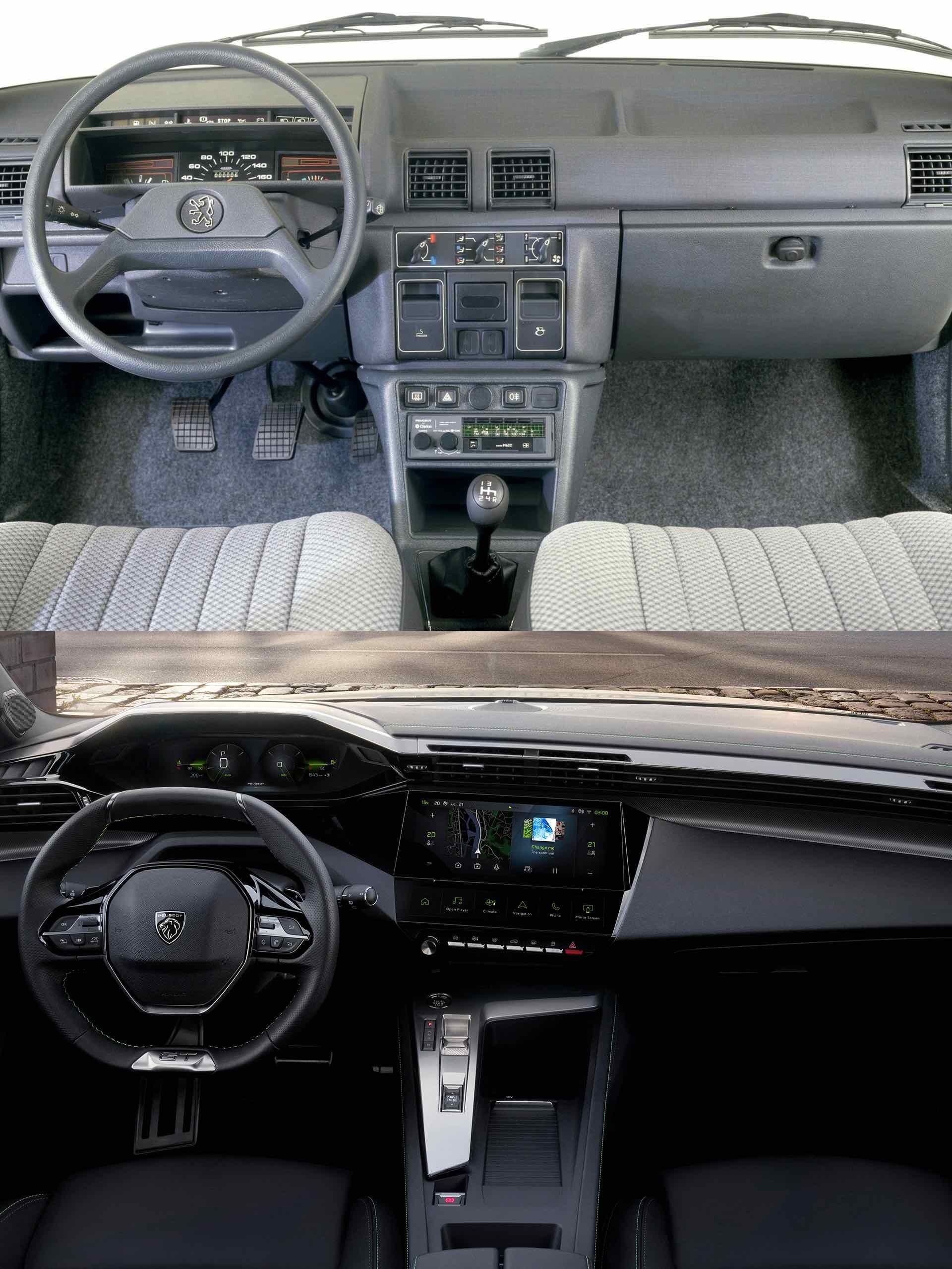 Thiết kế vô-lăng và tap-lô của các hãng xe thay đổi thế nào sau 40 năm?