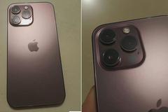 iPhone 13 Pro lộ thêm màu vàng hồng đậm mới?