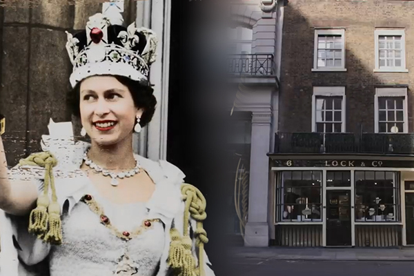 Cửa hàng trứ danh may mũ cho Hoàng gia Anh và 'vua hề Sác lô'
