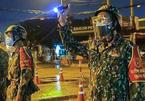 Quân đội và CSCĐ triển khai các chốt phòng dịch tại TP.HCM