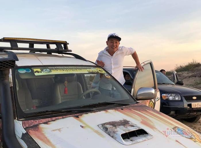 Fortuner 2007 độ off-road cực đỉnh của dân chơi Đồng Nai