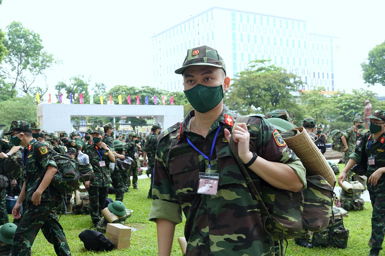 Quân y cùng ăn, cùng ở với dân, không có gì ngoài tình thương và trách nhiệm