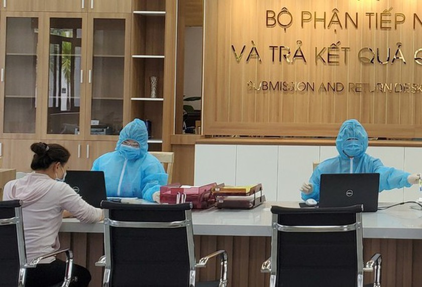 HCMC applies '3 on-site' model for state agencies from August 23
