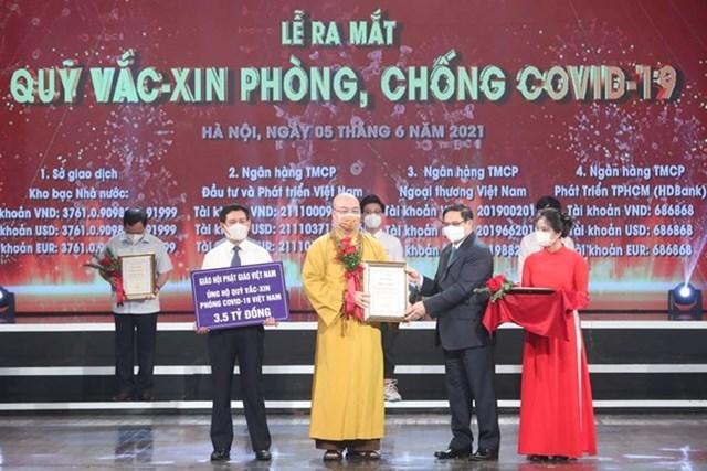 Ban Tôn giáo Chính phủ gửi thư cảm ơn Giáo hội Phật giáo Việt Nam