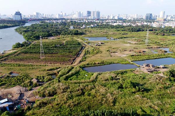 Quốc Cường Gia Lai mua 'hụt' hơn 32ha đất công ở TP.HCM như thế nào?