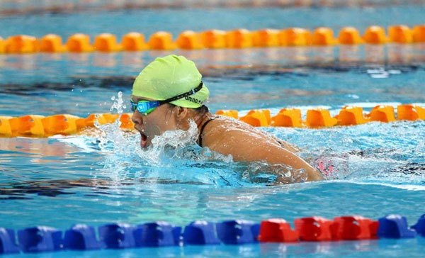 Para-swimmer Trinh Thi Bich Nhu to feature first for Vietnam at Tokyo 2020 Paralympics
