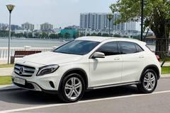 Xe sang Mercedes-Benz GLA 200 sau 5 năm giá còn một nửa