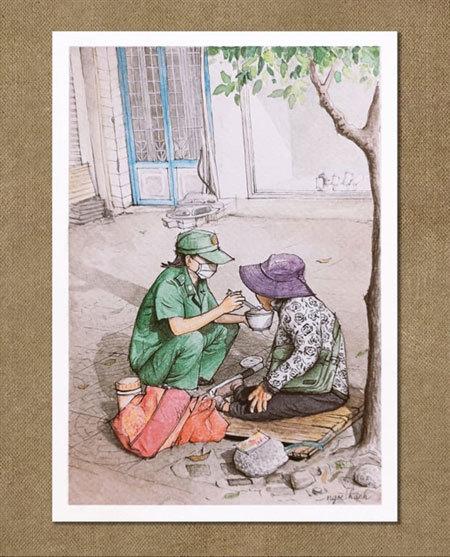 vietnam arts,charity