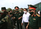 Bộ trưởng Quốc phòng: Sử dụng cả không quân hỗ trợ nhu yếu phẩm cho người dân