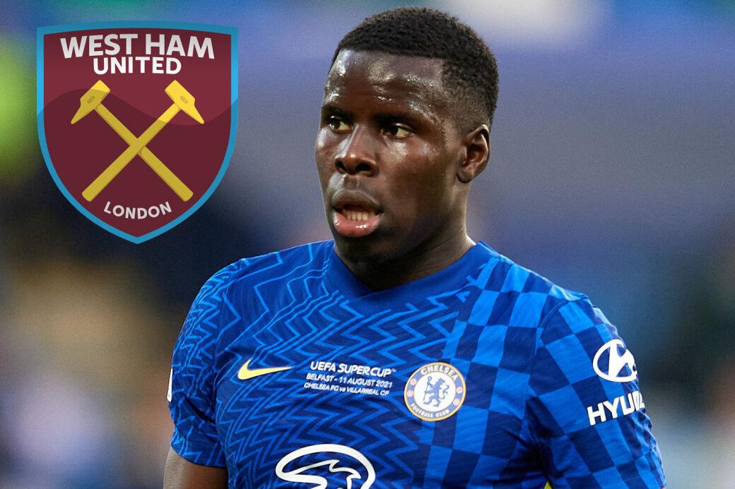 Chelsea đồng ý bán Zouma cho West Ham