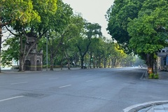 Hanoi sees no tourists in August