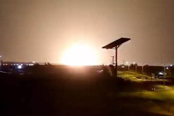 """Video chiến cơ Israel """"trút lửa"""" xuống Dải Gaza"""