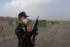 Mẫu súng đội hóa học Việt Nam sử dụng ở Army Games 2021