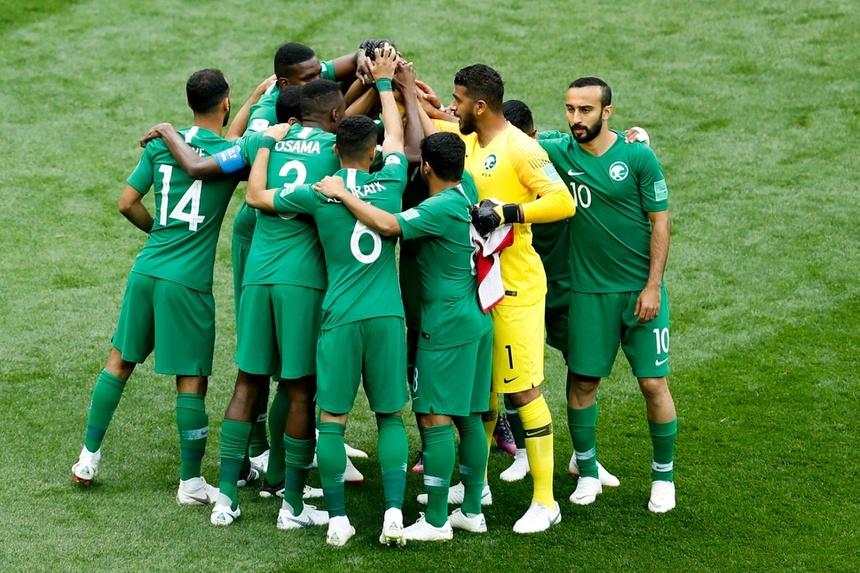 Saudi Arabia chốt danh sách đấu tuyển Việt Nam