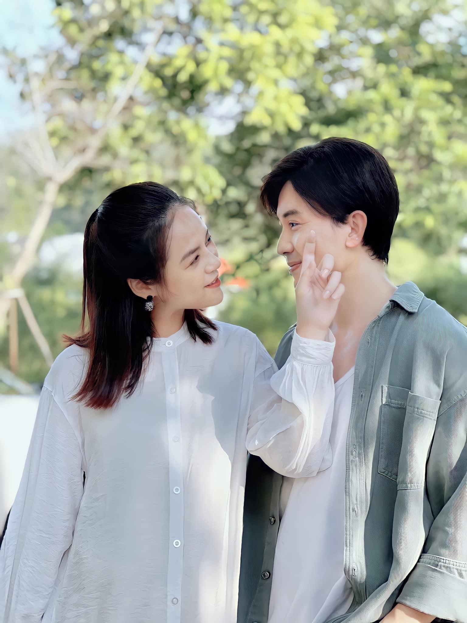Bà Xuân và Nam thân tình khác hẳn trên phim 'Hương vị tình thân'