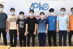 Lần đầu tiên Việt Nam có học sinh đạt điểm cao nhất Olympic Vật lí Châu Á–Thái Bình Dương