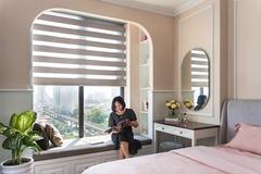 Say đắm căn hộ màu hồng của cặp đôi trung niên – giản đơn nhưng không lòe loẹt