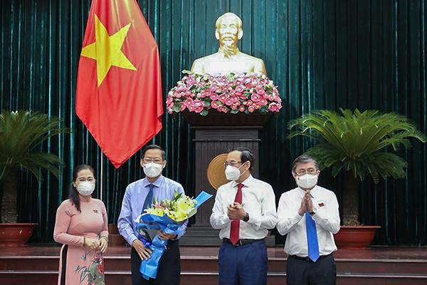 Phan Van Mai elected as Ho Chi Minh City's Chairman