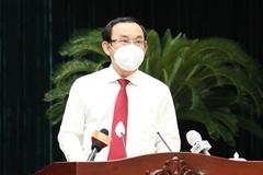 Bí thư TP.HCM nghẹn lời khi nhắc đến mất mát đại dịch mang đến