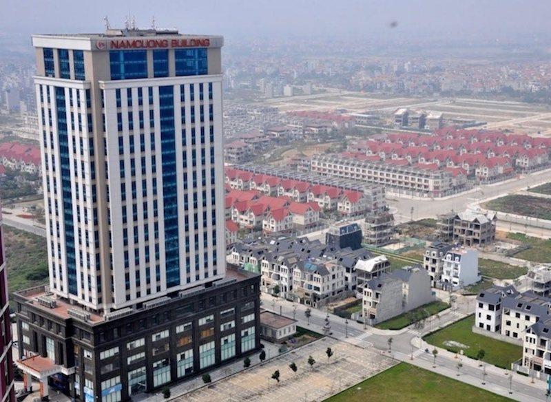 Kiểm tra loạt vấn đề ở KĐT nghìn tỷ của Nam Cường