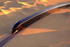 Hé lộ siêu dự án 'Cung điện trên đường ray' trị giá 8.000 tỷ đồng