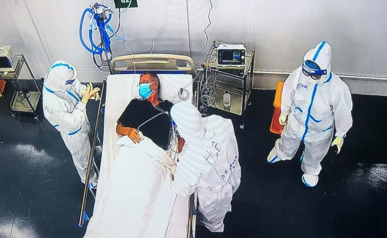 Đưa robot vào điều trị bệnh nhân Covid-19 nặng ở TP.HCM