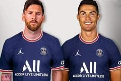 Mbappe sang Real Madrid, Ronaldo và Messi liền chung khung hình PSG!
