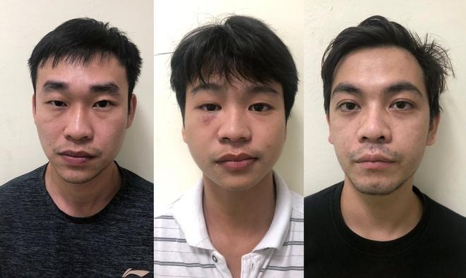 Bắt nhóm đối tượng lừa bán Iphone giá rẻ qua Facebook ở Hà Nội