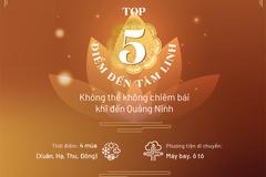 5 điểm đến tâm linh đẹp kỳ vĩ tại Quảng Ninh