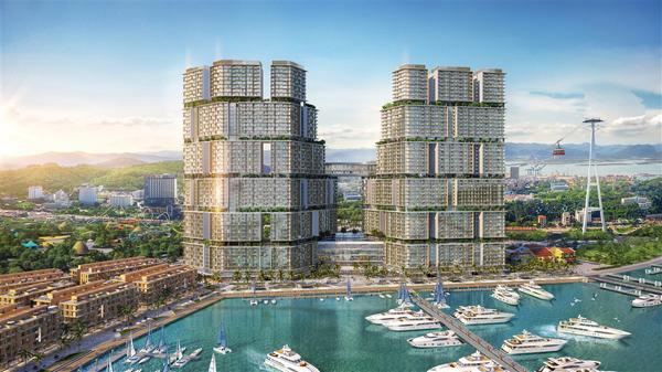 Giải mã sức hút của Sun Marina Town