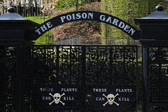 """Khám phá khu vườn độc dược """"động đâu chết đấy"""" ở Anh"""