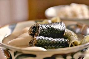 Món súp trứ danh Nhật Bản được nấu từ 'vua' của các loài rắn độc