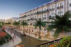 Shophouse D'. Metropole Hà Tĩnh hút giới đầu tư địa ốc
